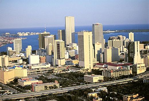 Stock Photo: 1566-051307 Miami. Florida. USA