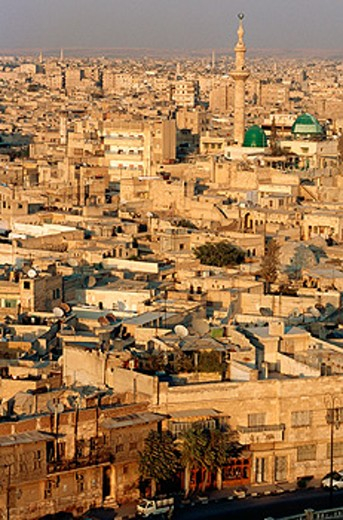 Stock Photo: 1566-051694 Aleppo. Syria