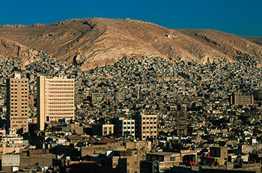 Stock Photo: 1566-051695 Damascus. Syria
