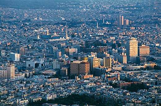 Damascus. Syria : Stock Photo