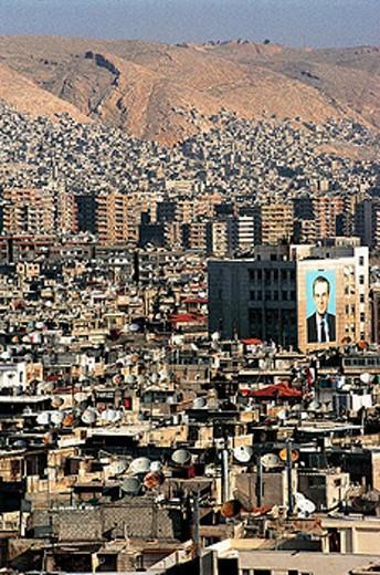 Damascus. Syria : Stock Photo