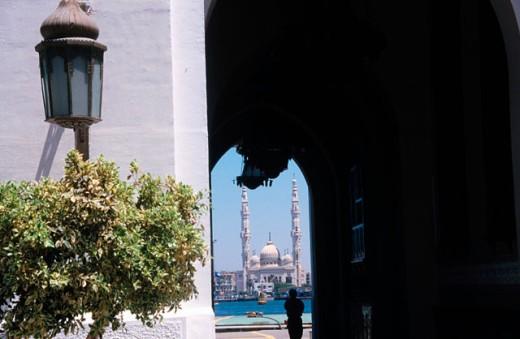 Stock Photo: 1566-063788 Port Said. Egypt