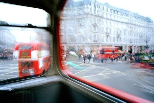 Oxford Circus. London. England : Stock Photo