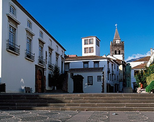Stock Photo: 1566-070738 Funchal. Madeira Island. Portugal