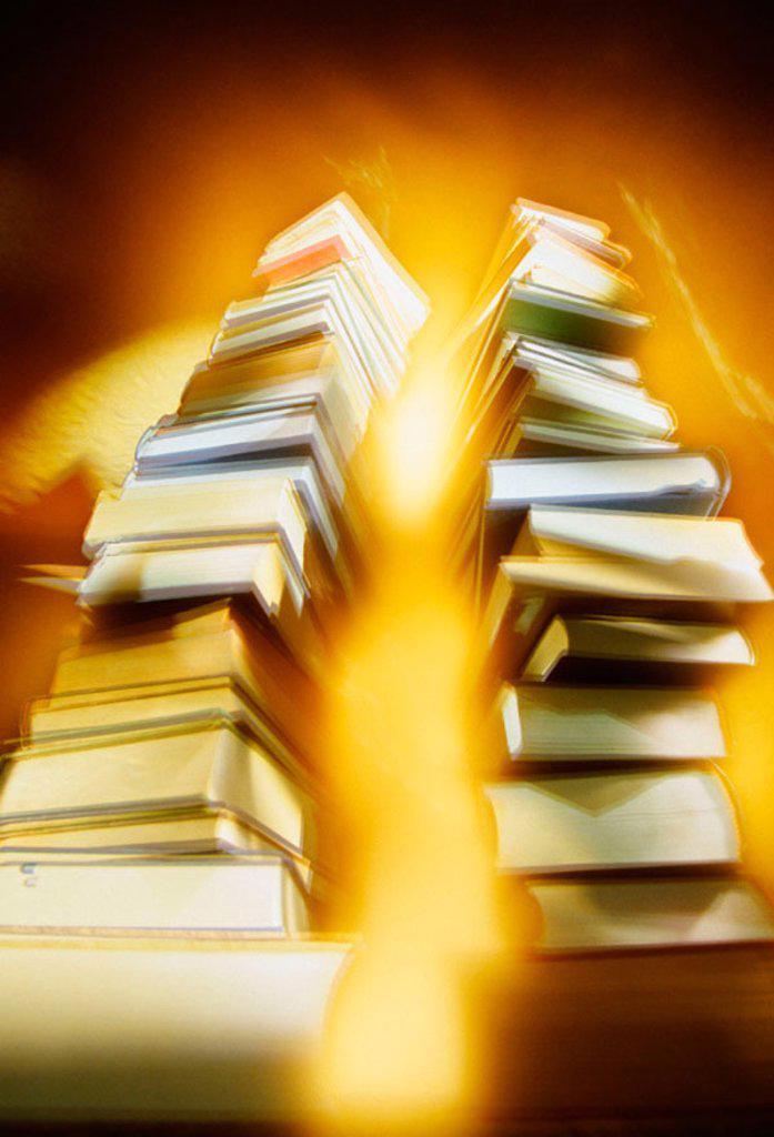 Stock Photo: 1566-075360 Books