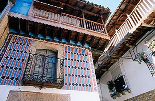 Stock Photo: 1566-075586 Villanueva de la Vera. Caceres province. Extremadura. Spain