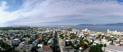 Stock Photo: 1566-075614 Reykjavik. Iceland