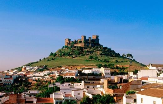 Stock Photo: 1566-078705 Castle. Almodóvar del Río. Córdoba province. Spain