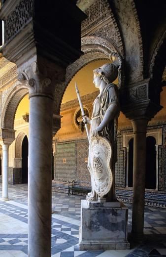 Stock Photo: 1566-078811 Casa Pilatos. Seville. Spain