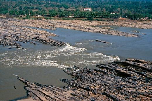 Rapids of Madre de Dios. Amazonia. Bolivia : Stock Photo