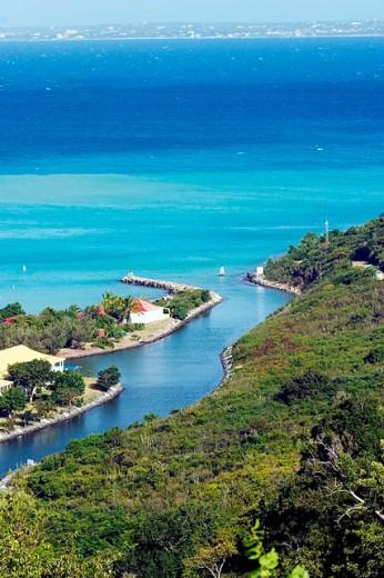 St. Maarten, Caribbean : Stock Photo