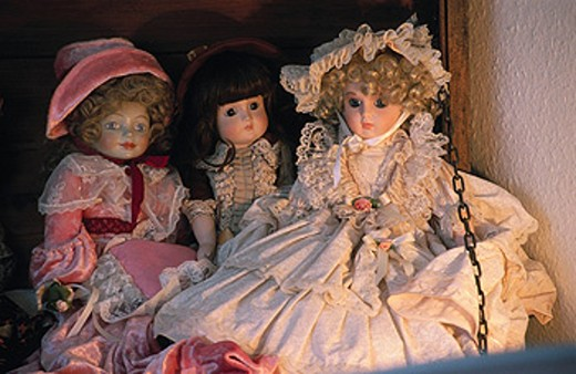 Stock Photo: 1566-084108 Dolls