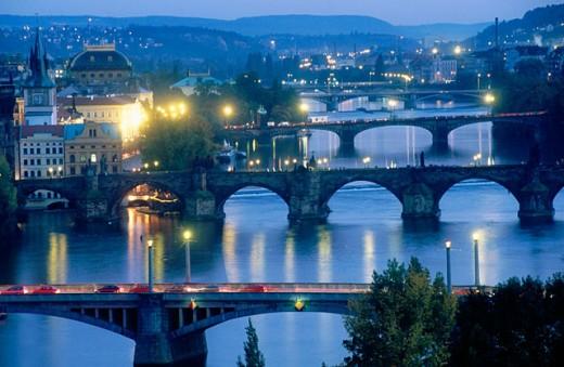 Prague. Czech Republic : Stock Photo