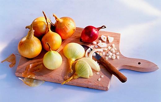 Onions : Stock Photo