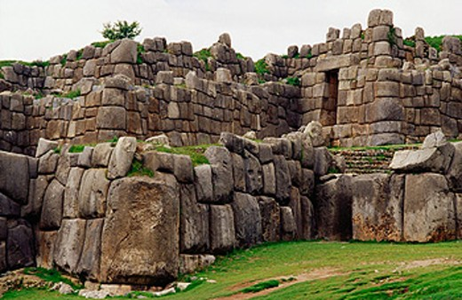 Sacsayhuaman, Cuzco. Peru : Stock Photo