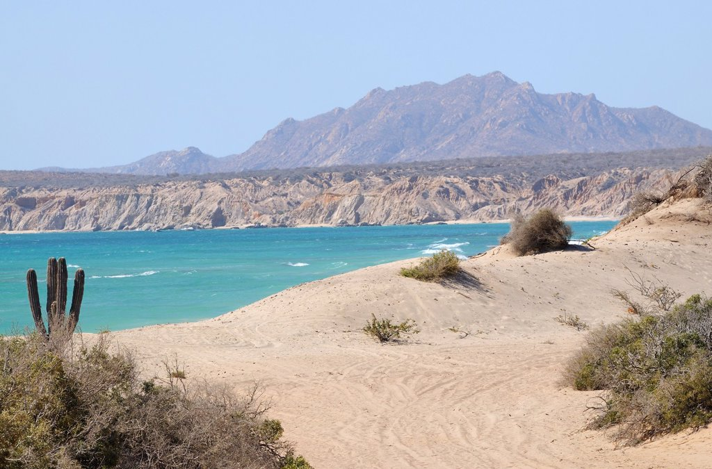 Mexico, Baja California, Cabo Pulmo : Stock Photo