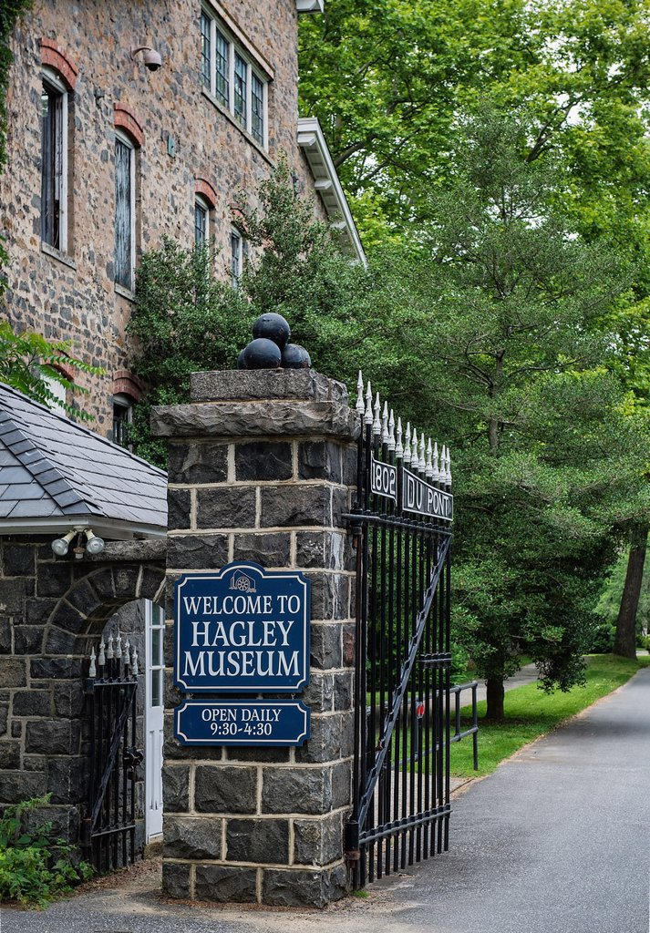 Stock Photo: 1566-1005422 Hagley Museum, Wilmington, Delaware, USA
