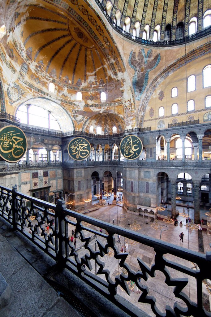 Stock Photo: 1566-1022184 Hagia Sophia Aya Sophia in Istanbul