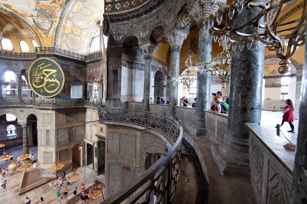 Stock Photo: 1566-1022187 Hagia Sophia Aya Sophia in Istanbul
