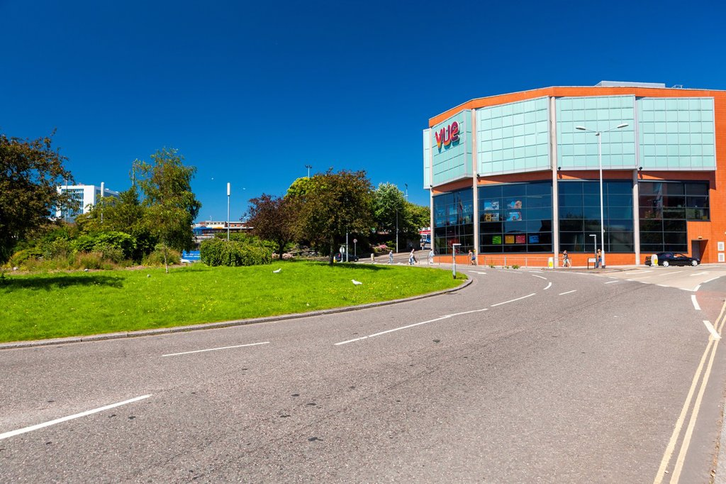Vue Cinema, Exeter, Devon, England, UK, Europe : Stock Photo