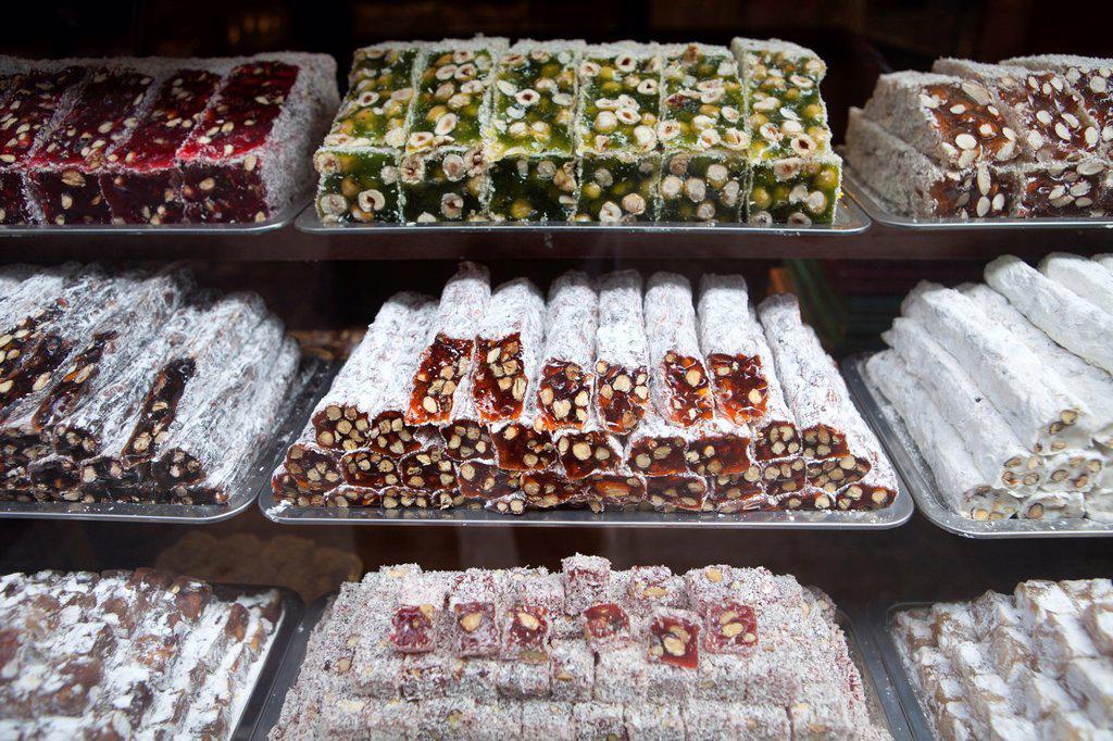 Stock Photo: 1566-1023727 spice market, istanbul