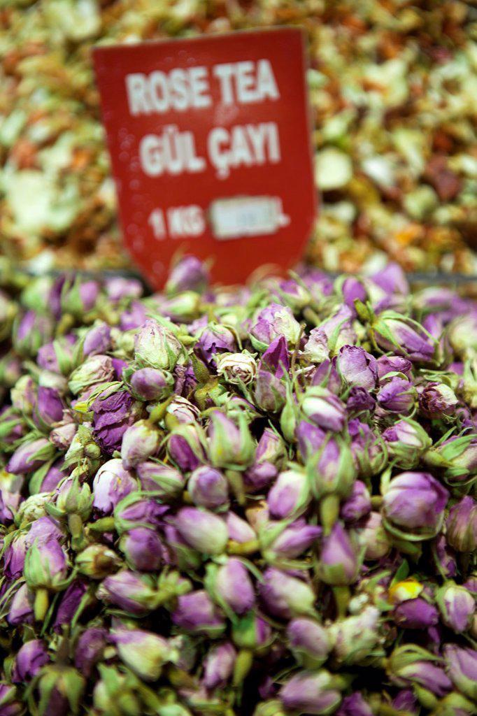 Stock Photo: 1566-1023739 spice market, istanbul