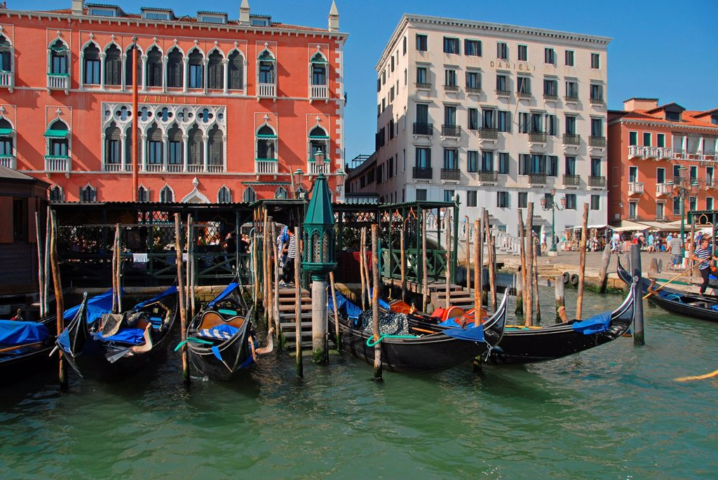 Stock Photo: 1566-1026668 Venice, Veneto, Italy, Europe