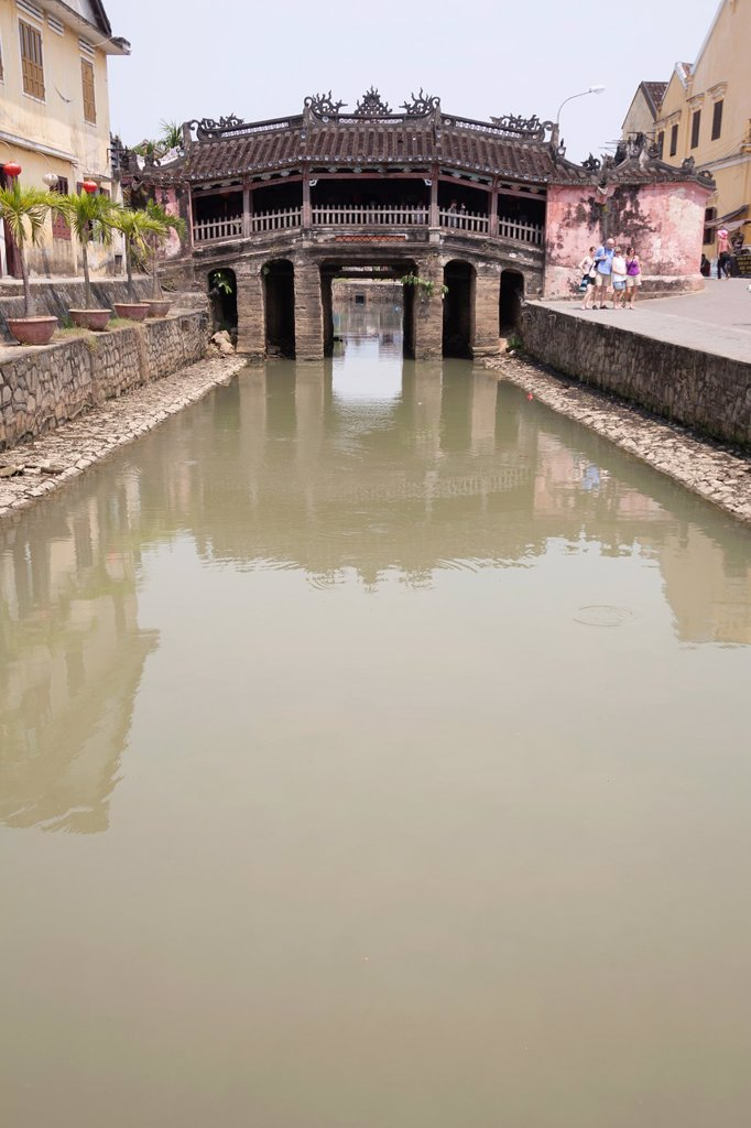 Stock Photo: 1566-1031533 The Japanese covered bridge, Hoi An, Quang Nam province, Vietnam