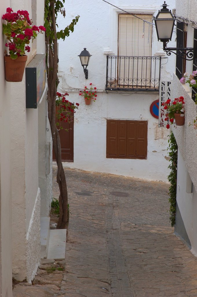 Stock Photo: 1566-1041885 Old town, Mojacar, Almeria province, Andalusia, Spain