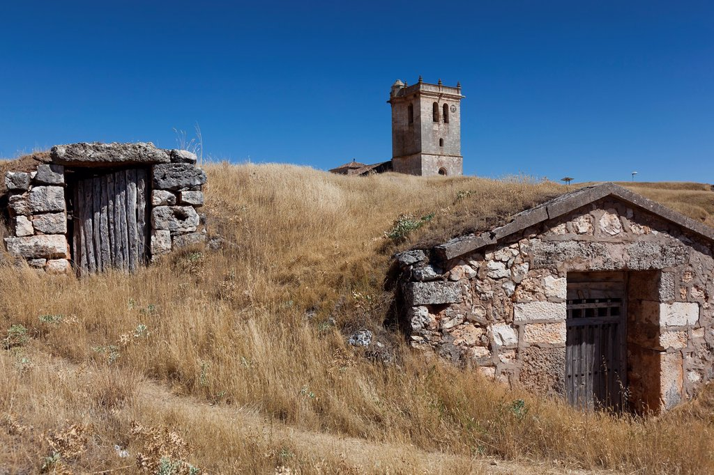Stock Photo: 1566-1042804 Castrillo de Solarana, Burgos, Castilla y Leon, Spain