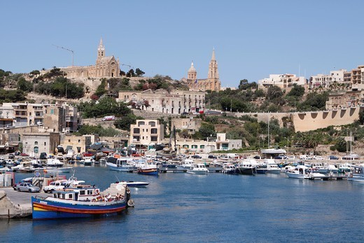 Stock Photo: 1566-1048174 Malta, Europe