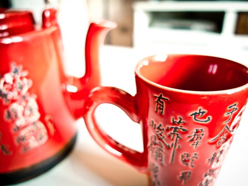 Stock Photo: 1566-1050768 teapot