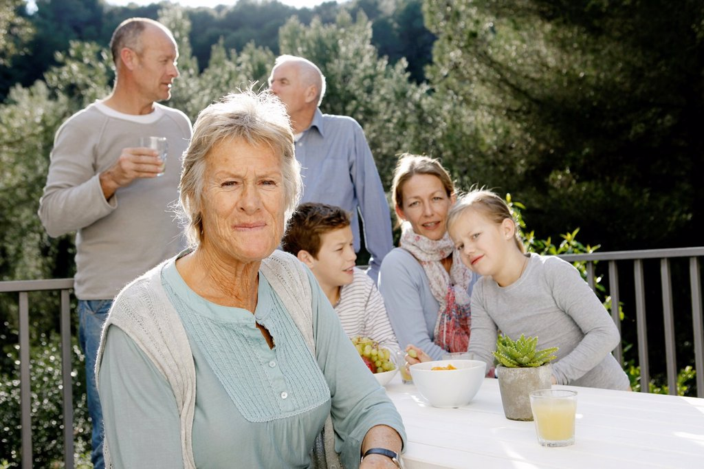 Stock Photo: 1566-1053684 Family