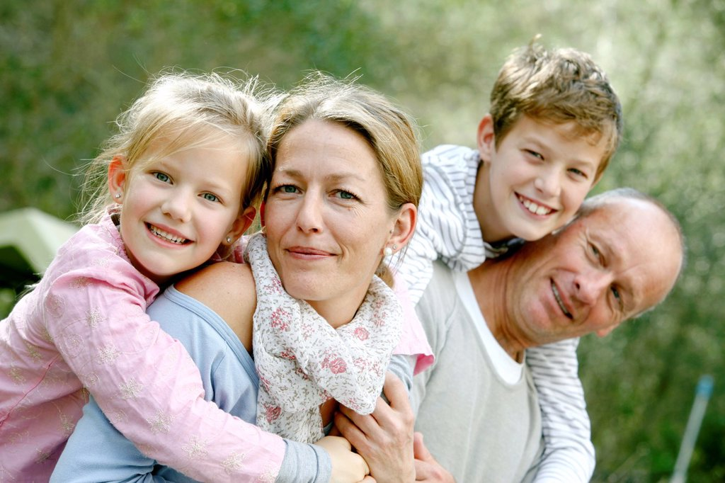 Stock Photo: 1566-1054799 Family