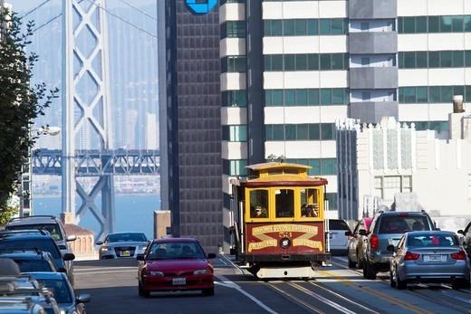 San Francisco, California, USA. : Stock Photo