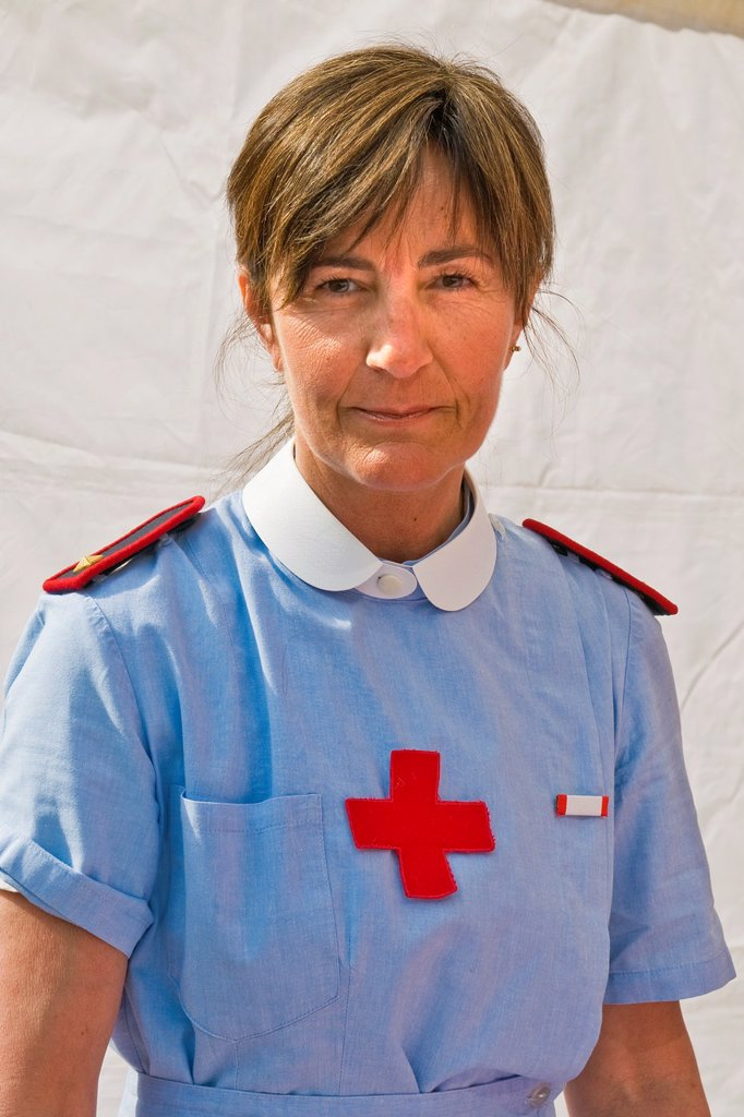 Stock Photo: 1566-1071265 Day of the kidney, the Italian Red Cross, Milan, Italy