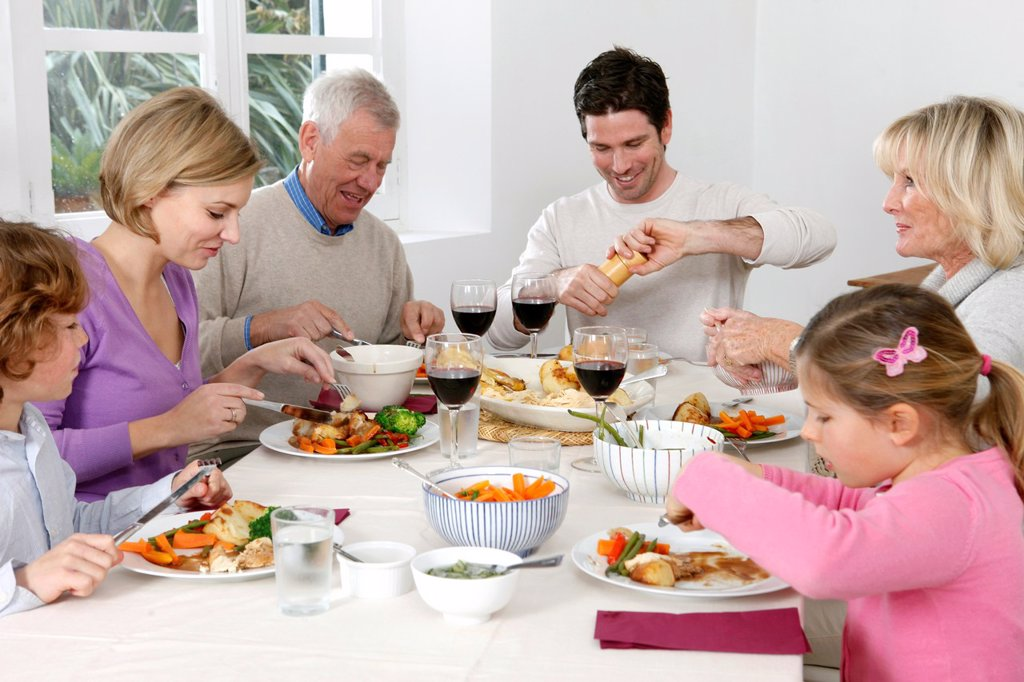Family : Stock Photo