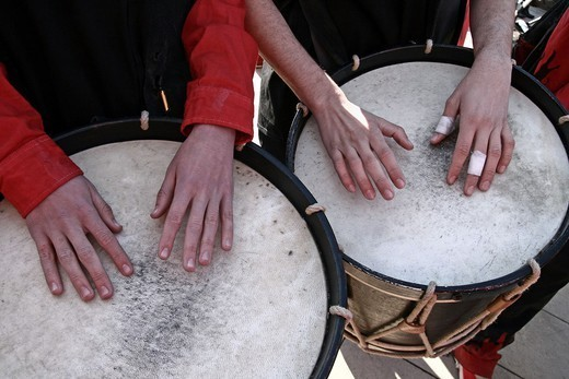 drumers. : Stock Photo