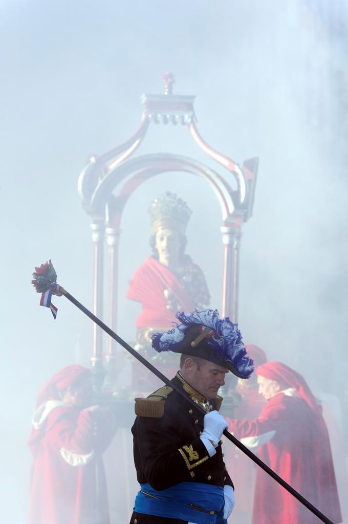 Stock Photo: 1566-1080764 Europe, France, Var, 83, St  Tropez, the bravado parade