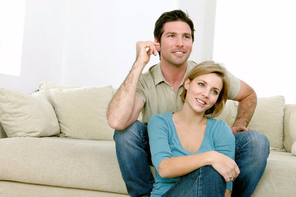 Stock Photo: 1566-1082298 Couple