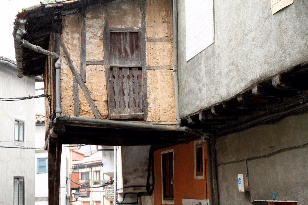 Garganta la Olla village,Comarca de la Vera,Caceres province,Extremadura, Spain : Stock Photo