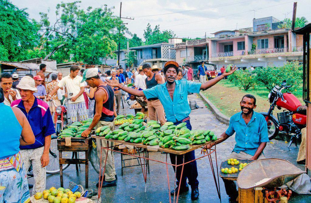 Santiago de Cuba : Stock Photo