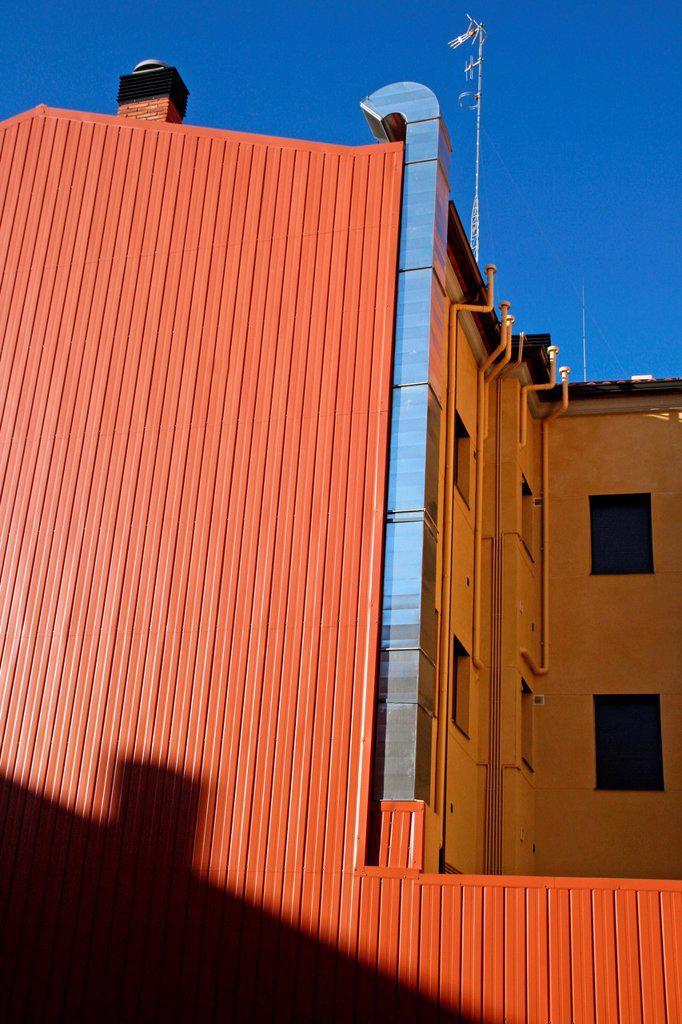 Stock Photo: 1566-1085347 hause, Santa Perpetua de la Mogoda, Catalonia, Spain.