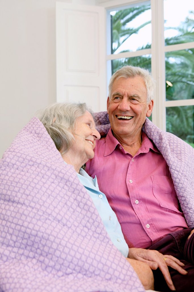 Stock Photo: 1566-1086710 Senior couple