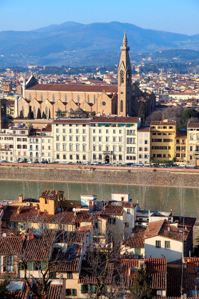 Stock Photo: 1566-1092403 Florence, Tuscany, Italy, Europe
