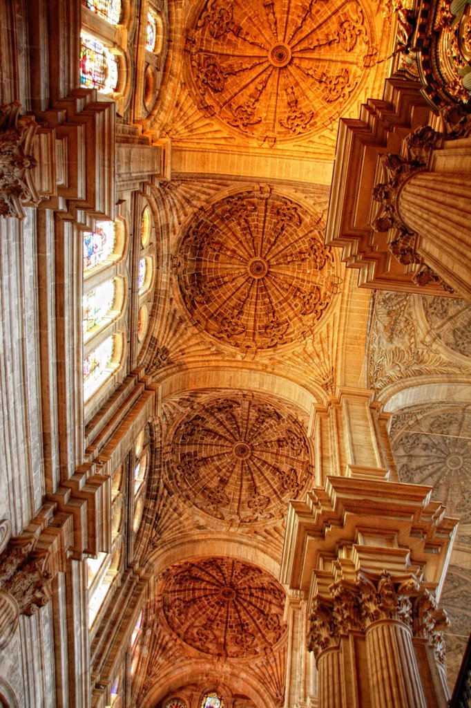 Stock Photo: 1566-1093199 Cathedral of the Incarnation, Malaga, Costa del Sol, Andalucia, Spain, Europe, aged, ancien, ancient, Andalusian, Andaluz, Andaluza, Arcade, Arch, Architecture, Art, Attraction, Building, Calm, Capital, Christian, Christian Art, Christianity, Church, City. Cathedral of the Incarnation, Malaga, Costa del Sol, Andalucia, Spain, Europe, aged, ancien, ancient, Andalusian, Andaluz, Andaluza, Arcade, Arch, Architecture, Art, Attraction, Building, Calm, Capital, Christian, Christian Art, Christianity,