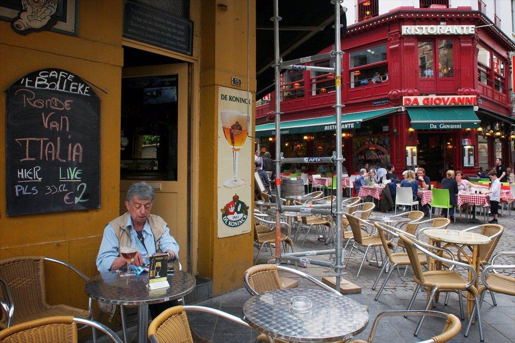 Antwerp. Flanders, Belgium. : Stock Photo