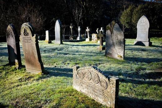 Stock Photo: 1566-1108845 British cemetery