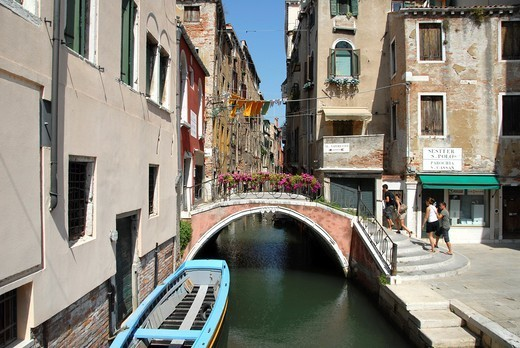 Stock Photo: 1566-1109066 Venice, Veneto, Italy, Europe