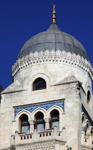 Stock Photo: 1566-1119006 Architecture detail, Istanbul, Turkey